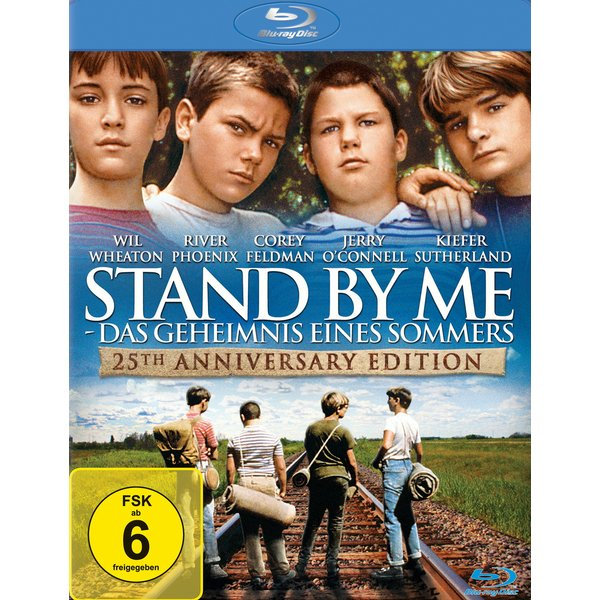 Stand by me - Das Geheimnis eines Sommers - 25th Anniversary Edition
