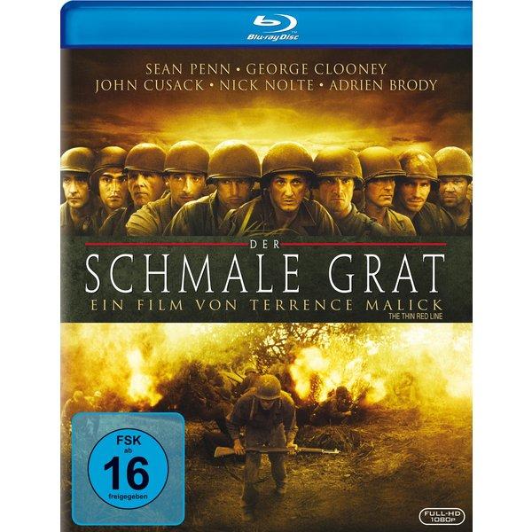Der schmale Grat, 1x Blu-ray Disc (50 GB)