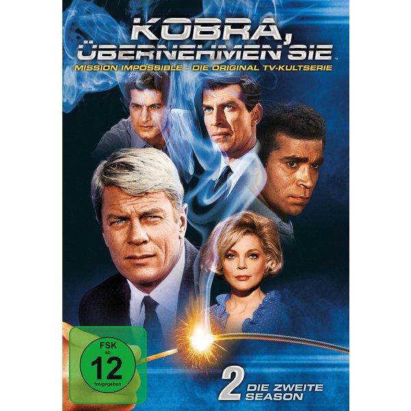 Kobra, übernehmen Sie! - Season 2 [7 DVDs]