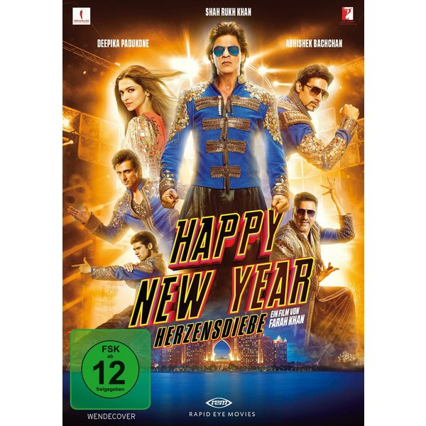 Happy New Year - Herzensdiebe (2014)