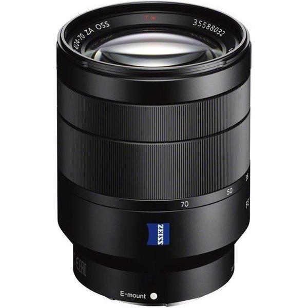 Sony Vario-Tessar  FE 24-70mm f4 ZEISS Lens