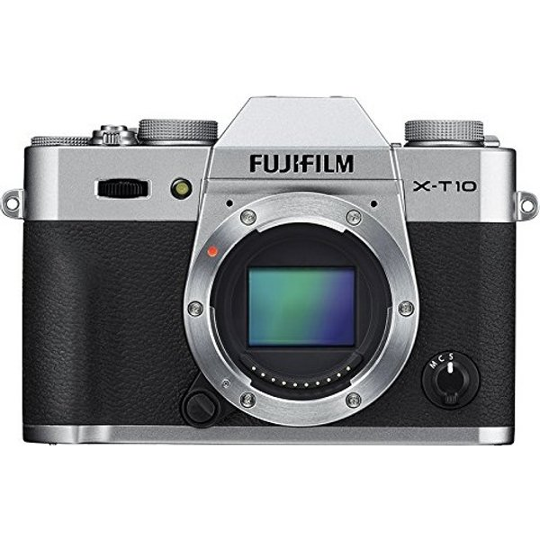Fujifilm X-T10 Camera Body Silver