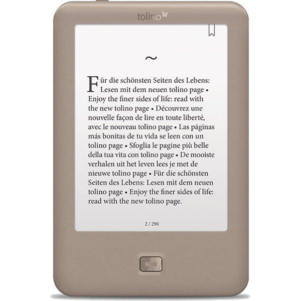 EBook, Tolino, »Reader Page« (4016621124304)
