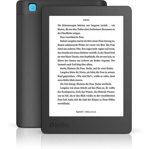 KOBO Aura Edition 2 - eBook-Reader (Schwarz)
