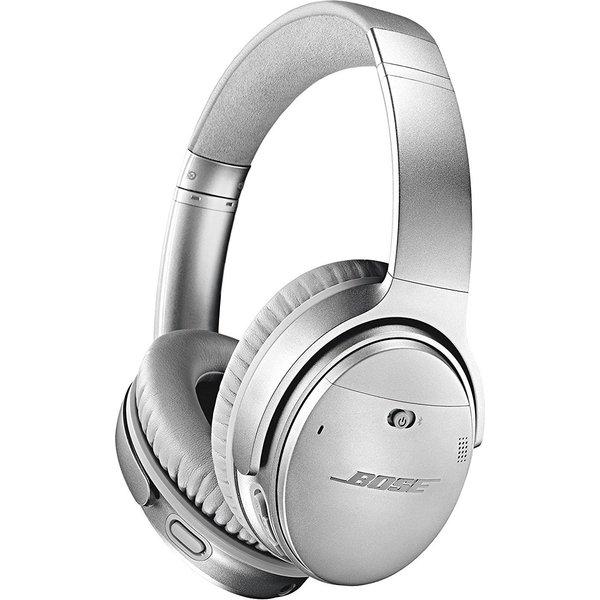 Bose QC35 QuietComfort 35 Wireless Headphones II - Silver