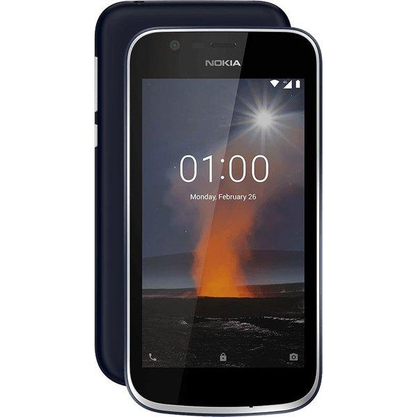 """NOKIA 1 - Smartphone (4.5 """", 8 GB, Bleu foncé)"""
