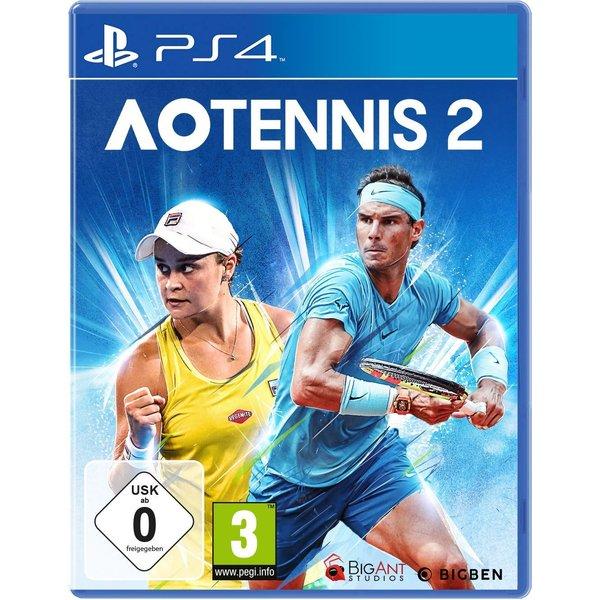 AO Tennis 2 [Ps4] (D/f/i)