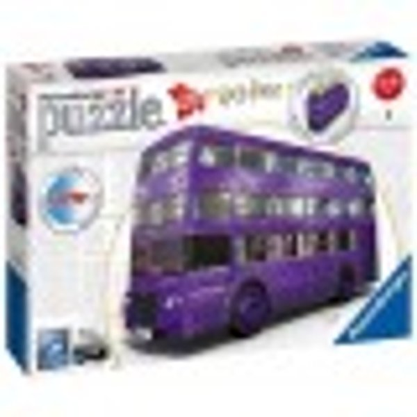 3D Puzzle Knight Bus Harry Potter