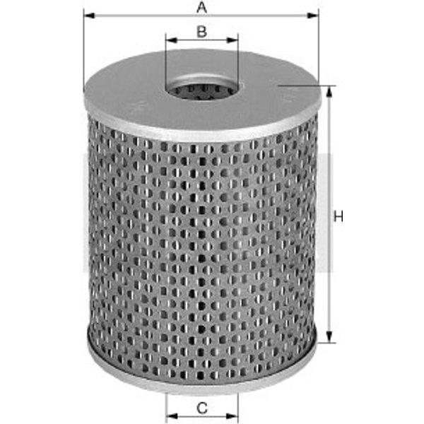 MANN-FILTERFiltre, Système hydraulique de travail