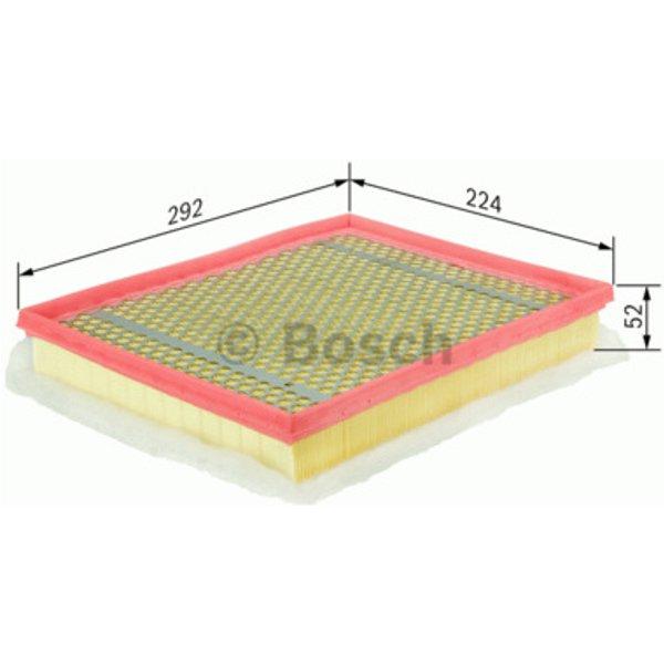BOSCH - Luftfilter (F 026 400 012)