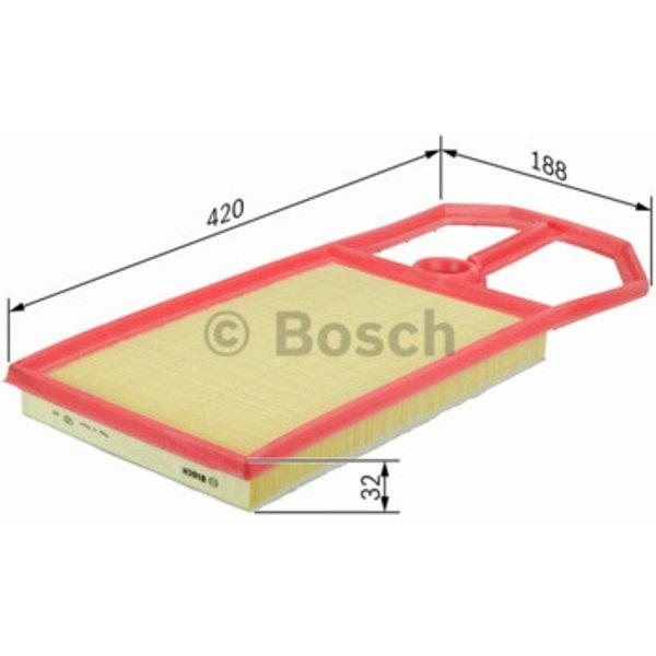 BOSCH - Filtre à air (F 026 400 019)