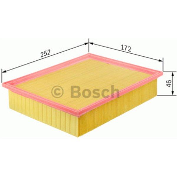 BOSCH - Filtre à air (F 026 400 044)