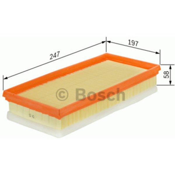 BOSCH - Filtre à air (F 026 400 052)