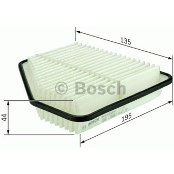 BOSCH - Filtre à air (F 026 400 161)