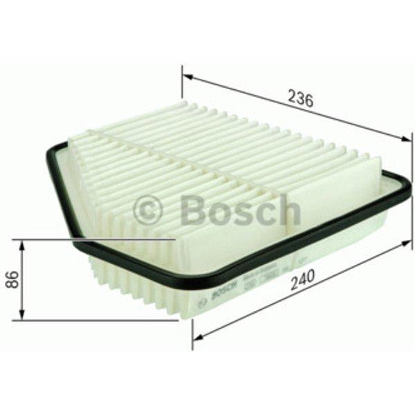 BOSCH - Filtre à air (F 026 400 176)