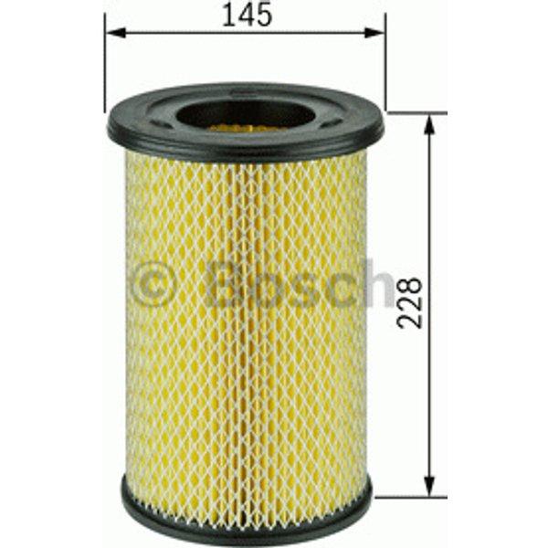BOSCH - Luftfilter (F 026 400 199)