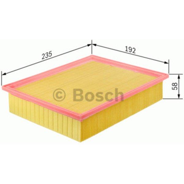 BOSCH - Filtre à air (F 026 400 212)