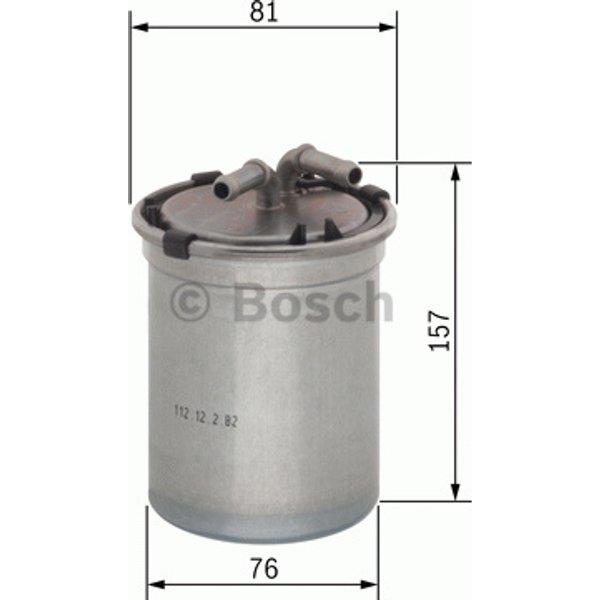 BOSCH - Kraftstofffilter (F 026 402 086)