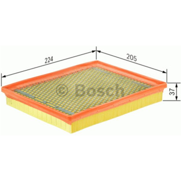BOSCHFiltre, Air (F 026 400 348)