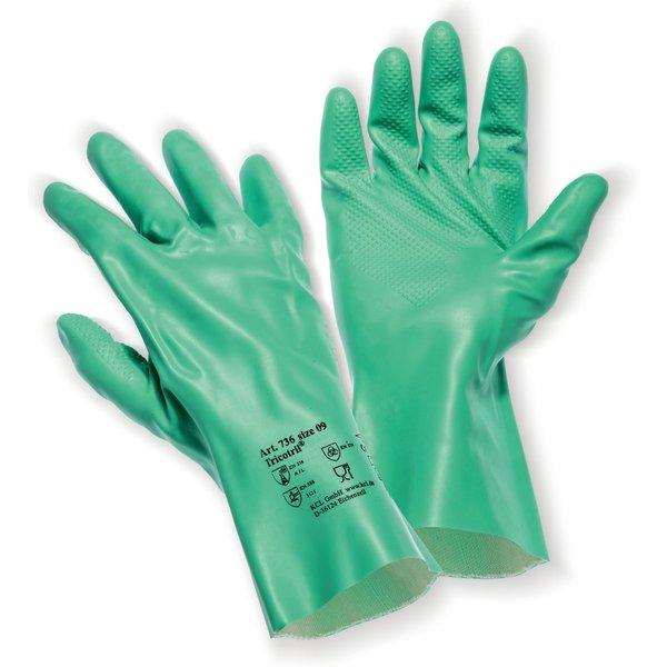 KCL Chemikalienschutz-Handschuhe Tricotril® 736, Größe 10