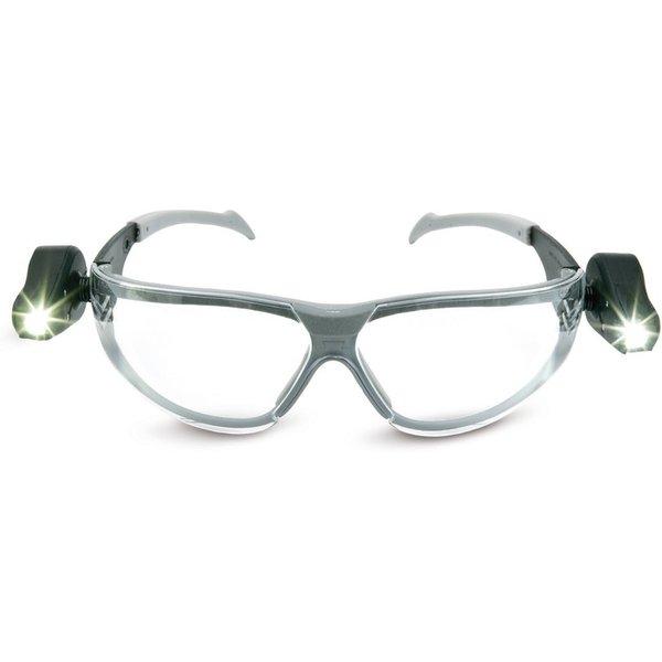 3M™ Schutz-Bügelbrille LIGHT VISION™, klar