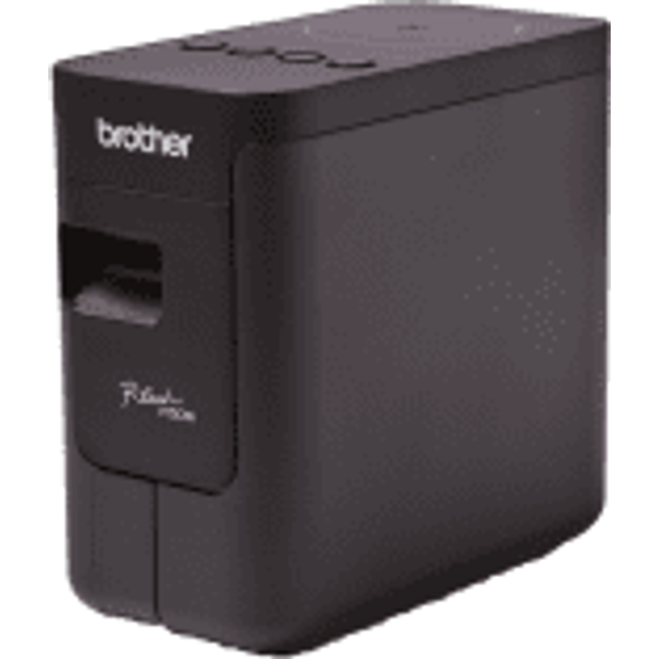 Brother P-touch P750W, Etikettendrucker, Ptp750Wzg1