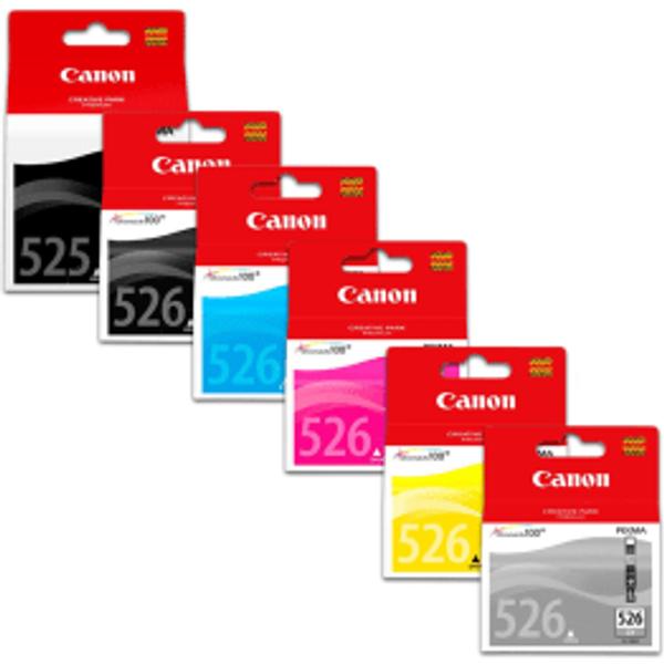 Canon CLI-526 BK / 4540 B 001 Tintenpatrone schwarz original