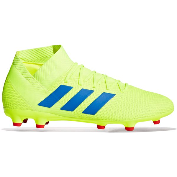 adidas Nemeziz 18.3 Firm Ground Football Boots - Yellow