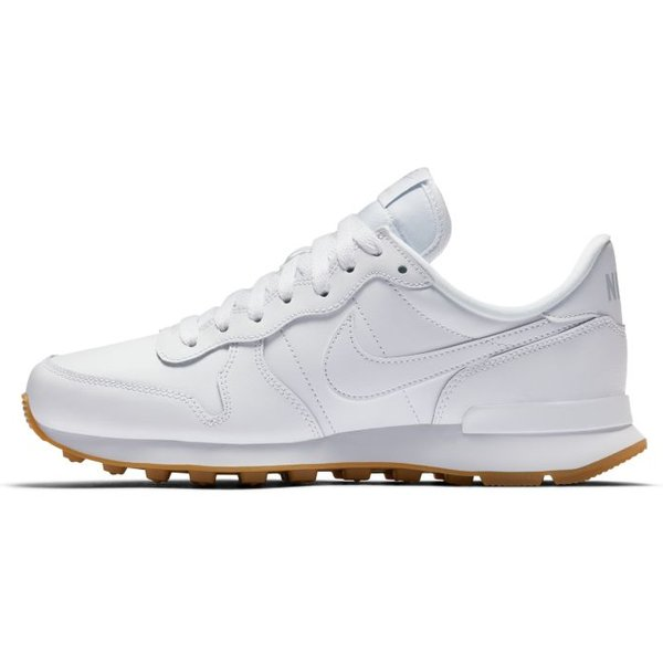 Chaussure Nike Internationalist pour Femme - Blanc