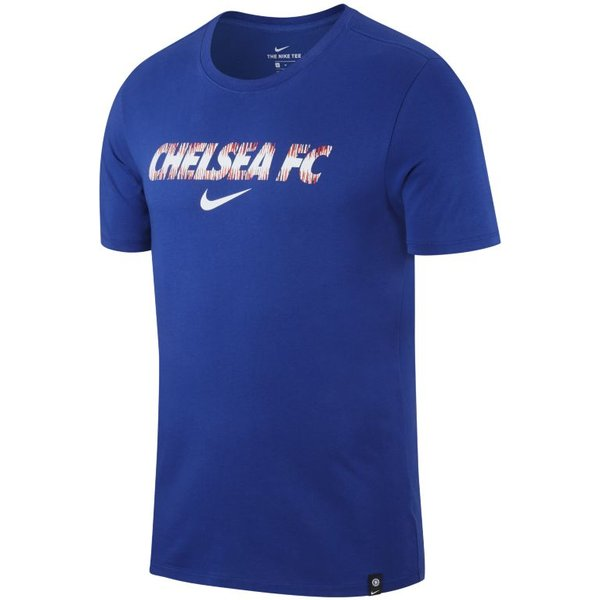 Chelsea FC Dri-FIT Men's Football T-Shirt - Blue (924184-495)
