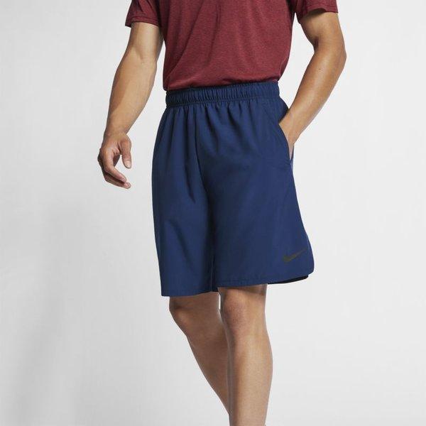 Nike Flex Men's Woven Training Shorts - Blue