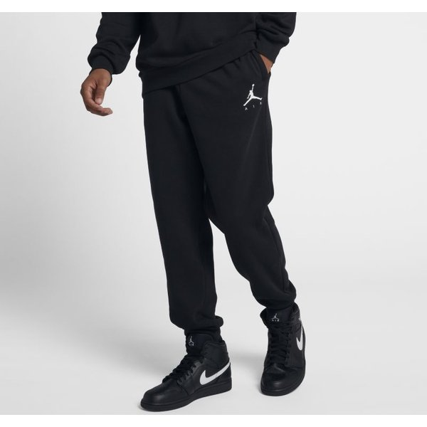 Jordan Jumpman Air Men's Fleece Trousers - Black