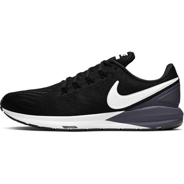 Nike Air Zoom Structure 22 Men's Running Shoe - Black