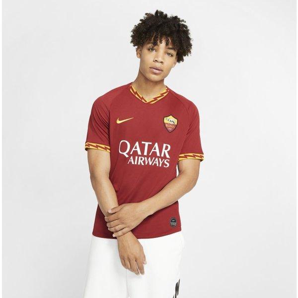 A.S. Roma 2019/20 Stadium Home Football Shirt - Red
