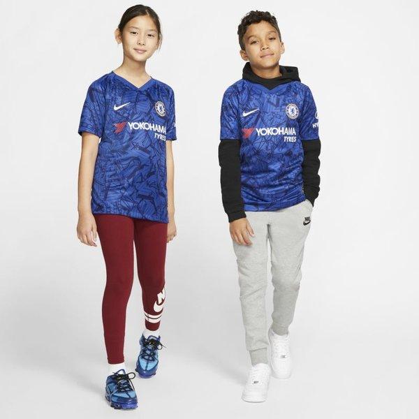 Maillot de stade à domicile Chelsea 2019-20 - Enfants