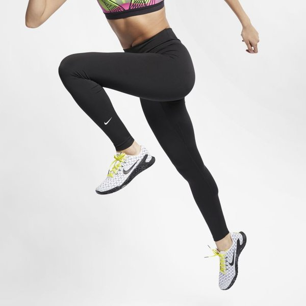 Nike One Tight - Black - XS