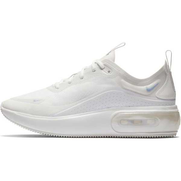 Nike - Air Max Dia - Baskets - Blanc, noir et doré