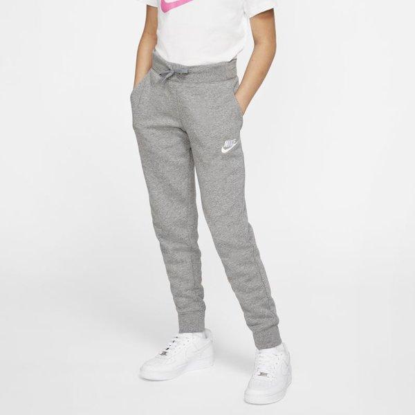 Nike Sportswear Older Kids' (Girls') Trousers - Grey