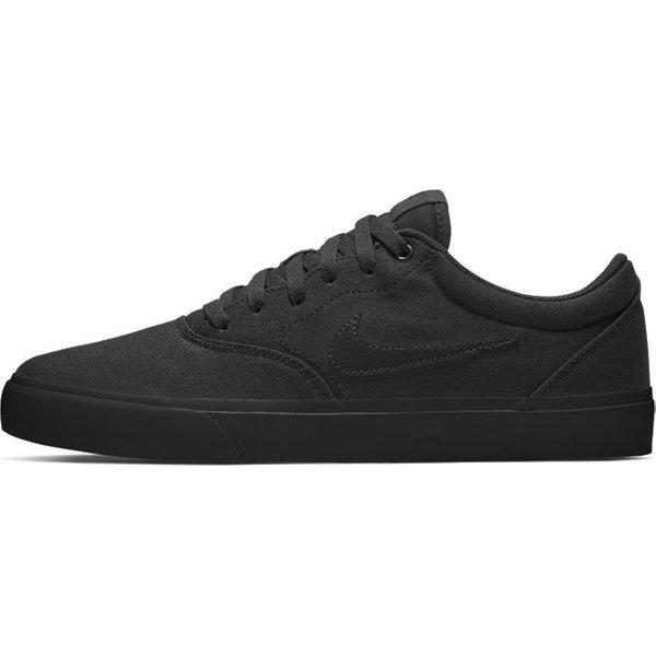 Nike SB Charge Canvas Men's Skate Shoe - Black