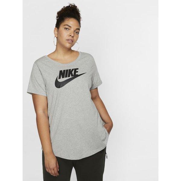 Nike Plus Size - Sportswear Essential Women's T-Shirt - Grey