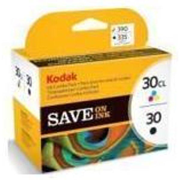 Kodak 30 / 8039745 Original Black & Colour Ink Cartridge Pack