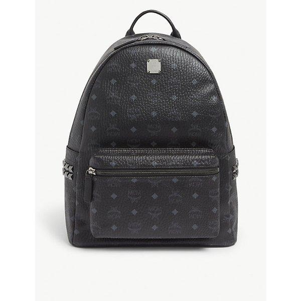 336485c1de7eb Mcm Stark medium backpack, Black   Goxip Singapore