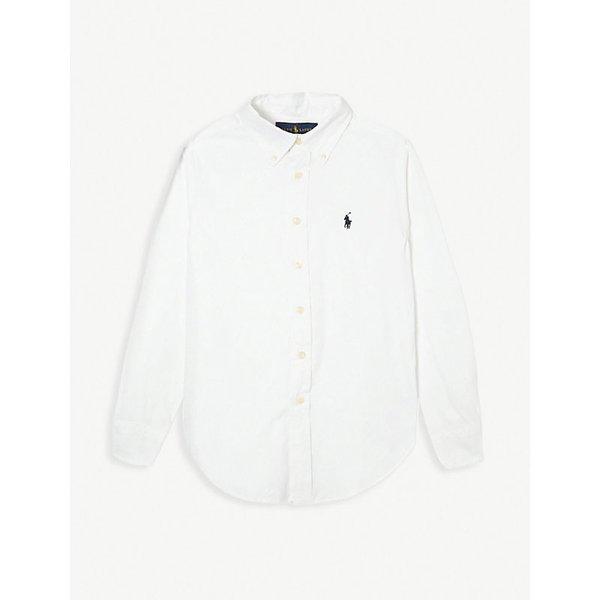 RALPH LAUREN | Ralph Lauren Custom fit long-sleeve shirt 5-7 years | Goxip
