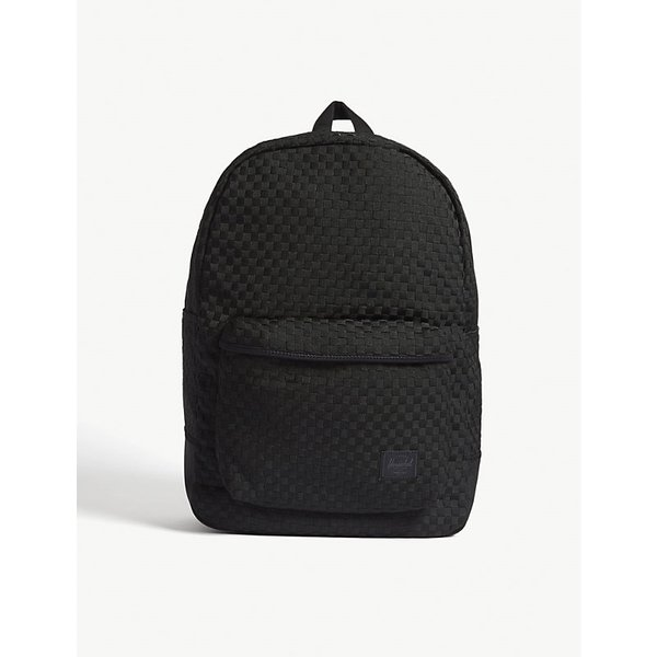 cdeb46f6371 HERSCHEL SUPPLY CO. Lawson woven backpack