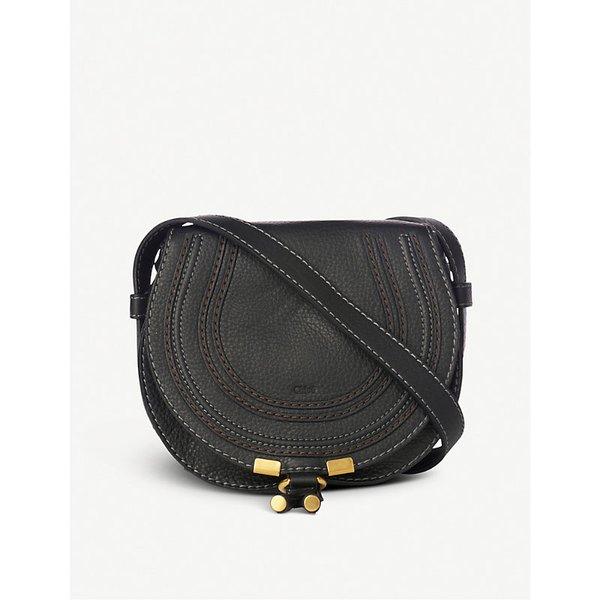 99da62e1dedb CHLOE Chloé - Marcie Mini Textured-leather Shoulder Bag - Light blue ...