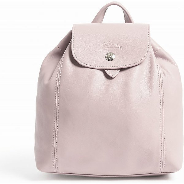LONGCHAMP Le Pliage Cuir extra-small leather backpack  bb193ba9735eb
