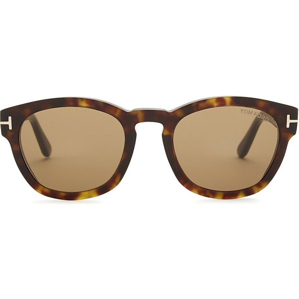749ff5e8e1202 TOM FORD Tf590 Bryan square-frame sunglasses