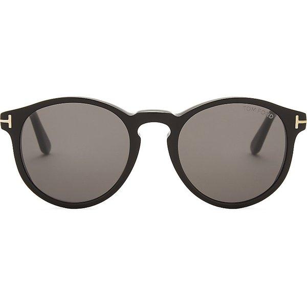 515ca630b37 TOM FORD Tf591 Ian round-frame sunglasses