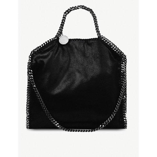 a2c7ded8c9 Stella Mccartney Falabella medium faux-suede shoulder bag Medium ...