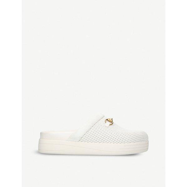 ec8387a2a04a GUCCI Majorca leather slippers